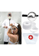 Asylum Play Doctor Kit White