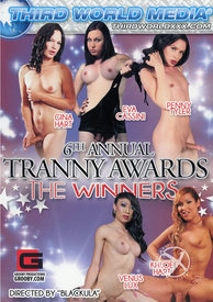 6th Annual Tranny Award Winners