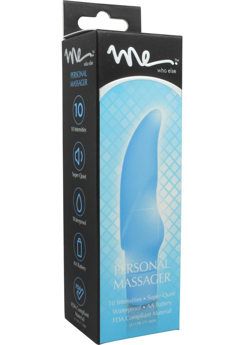 Me Gspot Massager Blue