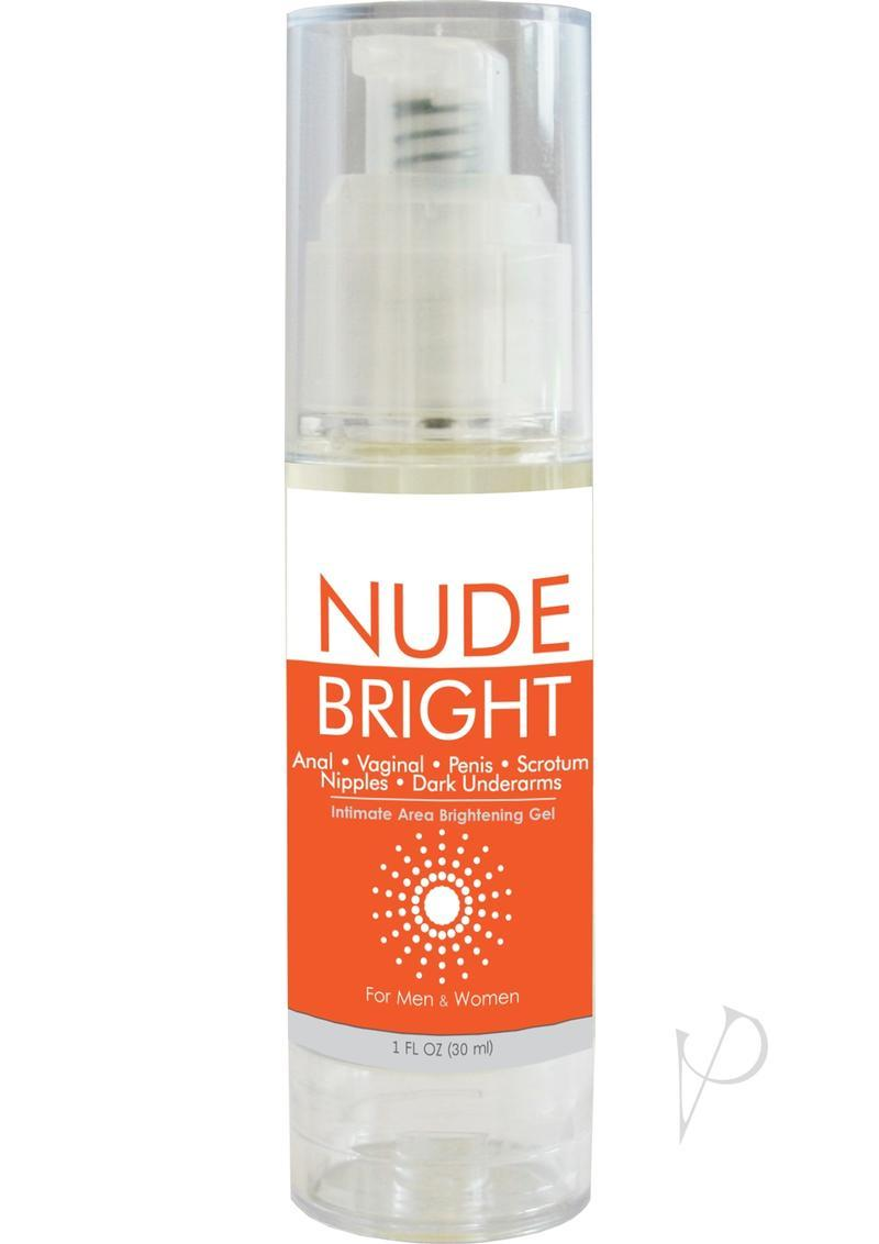 Nude Bright Intimate Skin Brightener 1oz